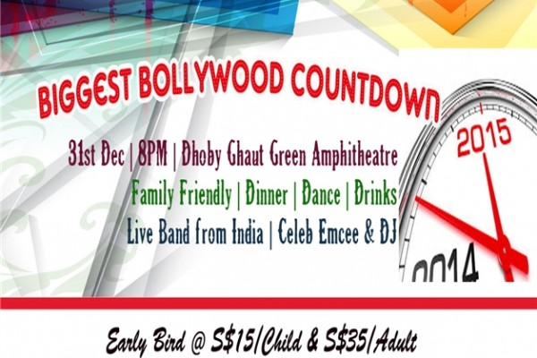 Bollywood New Year Party 2015