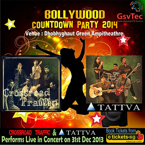 new year eve party 2014