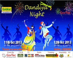 dandiya in singapore