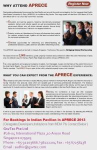 Indian Property show 2013 Singapore
