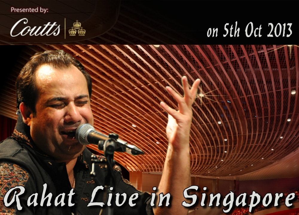 rahat show in singapore oct5 2013